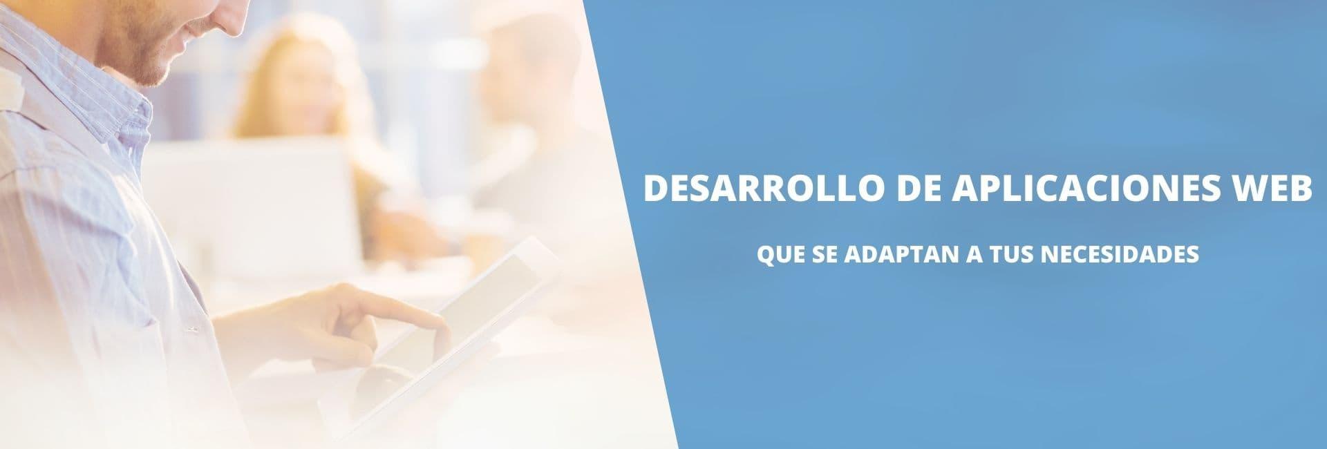 Desarrollo de Aplicaciones Web en Murcia