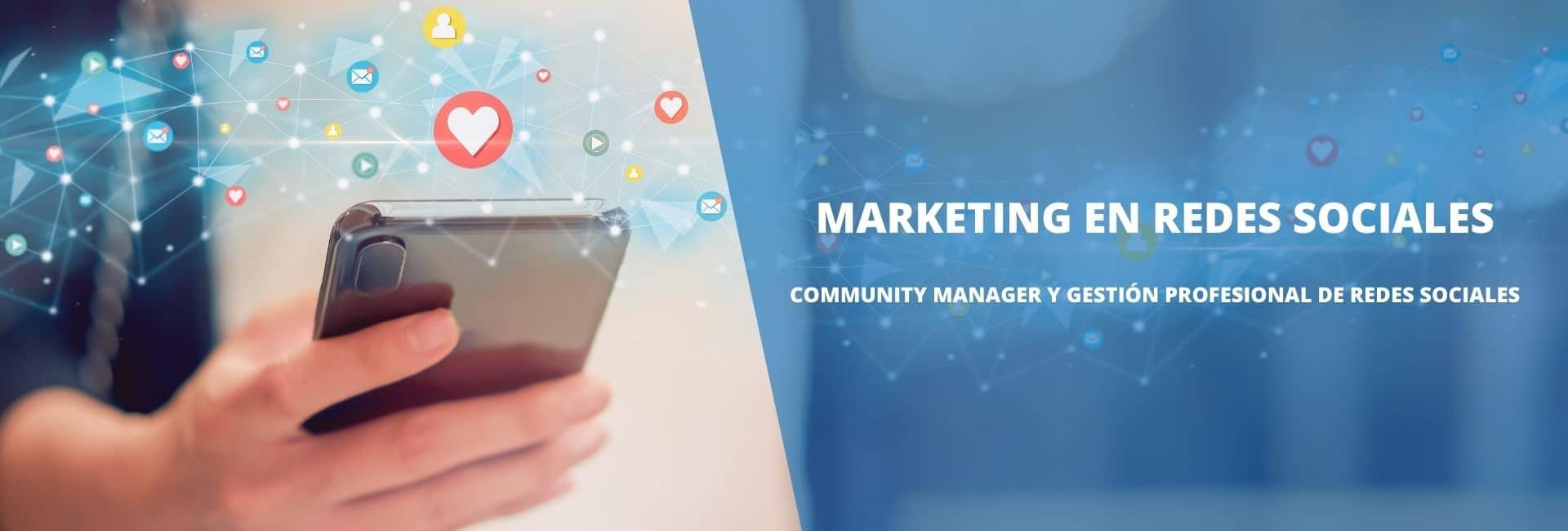 Community Manager y Marketing en Redes Sociales en Murcia
